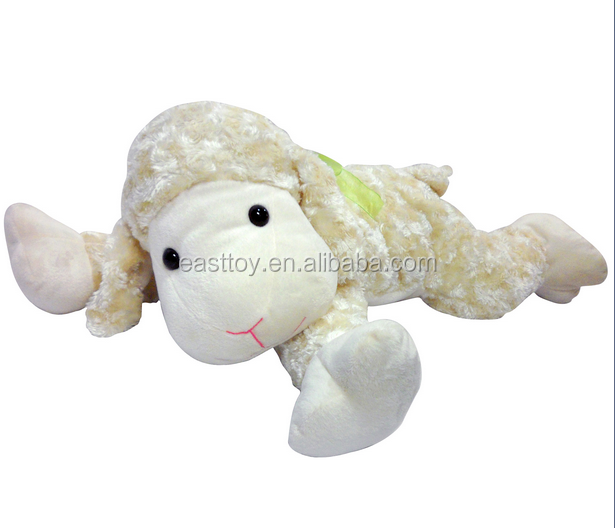 Easter Plush Stuffed Sheep Toy