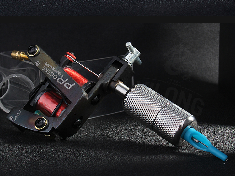 Yilong triple complete tattoo machine suppliers for tattoo machine-20