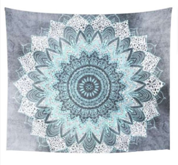 Wholesale Custom Print Mandala Wall Tapestry