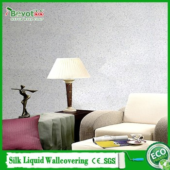 washable wall paintNatural Fiber Decor Wall Coat Green Wall Covering Paint  Buy