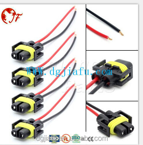 4X H11 880 881 Toyota Headlight Wiring 4x h11 880 881 toyota headlight wiring harness socket wire toyota wiring harness at reclaimingppi.co
