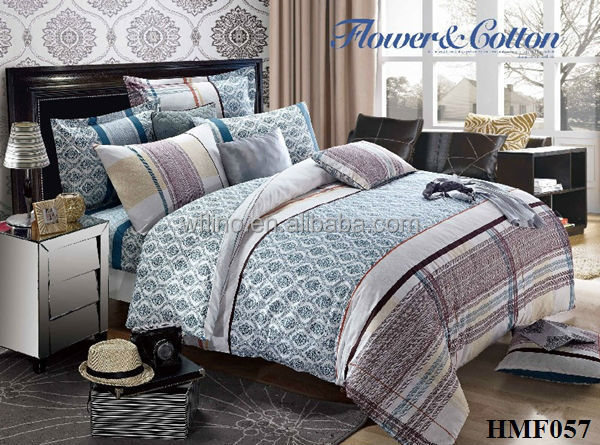 Import Quilt Cover/round Bed Linen/ Cotton Bed Cover