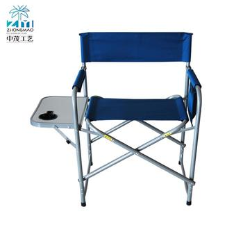 China wholesale tall folding director outdoor chairs