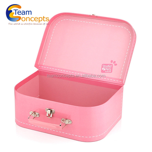 Pink Cardboard Suitcase Supplieranufacturers At Alibaba