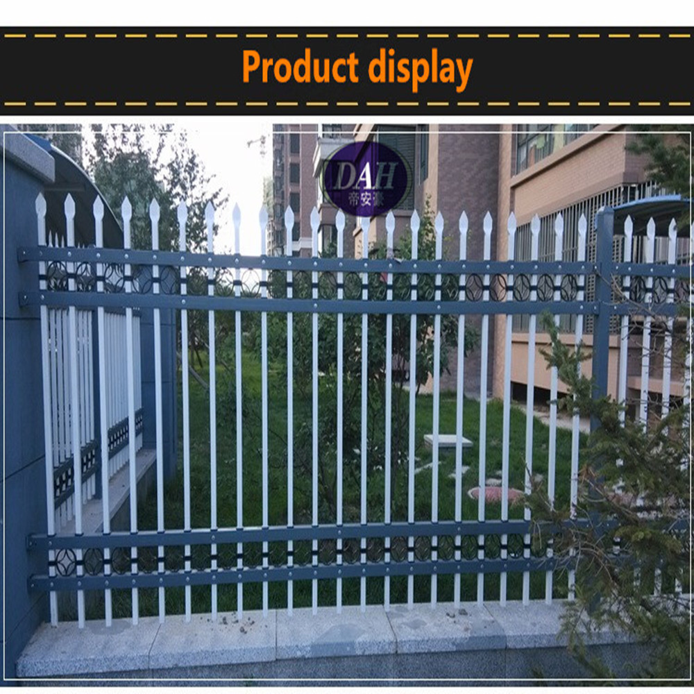 folding swimming pool fence,dog run fence ISO9001 Factory2
