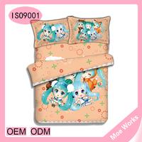 2016 Wholesale Quilt Bedding Sets Hatsune Miku King Quilt Sets Hatsune Miku Quilt Comforter Sets