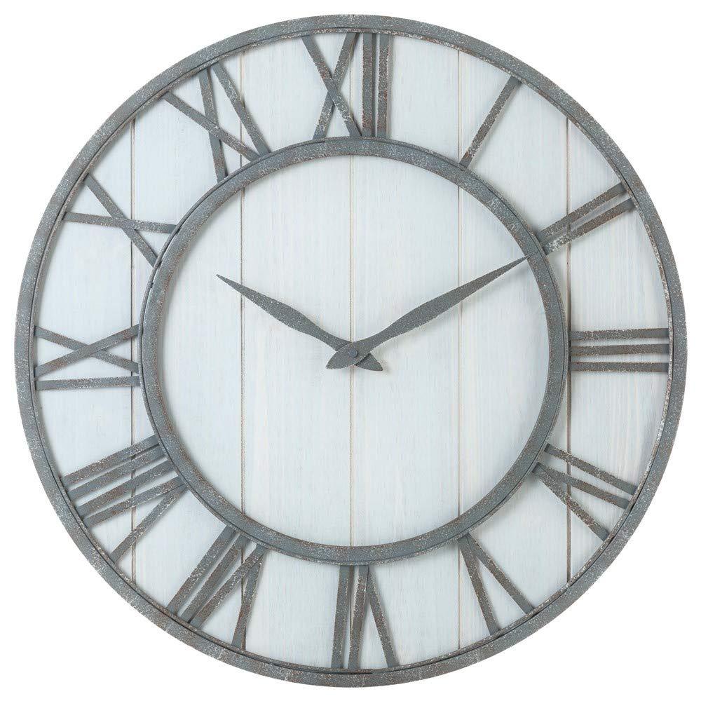 30inch Roman Numbers Vintage Retro Classical Handicraft Metal Frame Wood Clock Buy Clock30inch Clockclassical Clock Product On Alibabacom