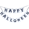 Vrise New Design Happy Halloween Paper Banner Halloween Banner For Celebrating Halloween Party