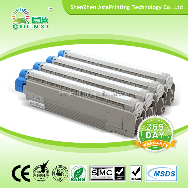 Quality products C8800 Compatible Toner Cartridge for Printer Okidata C8800 C8600