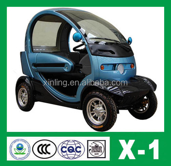 Electric Scooter Adults China Small Enclosed Car Mobility