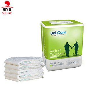 wholesale disposable senior Medical adult diaper