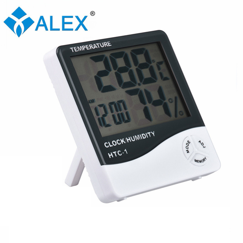 Digital LCD panel thermometer and Hygrometer hot in sales - KingCare | KingCare.net