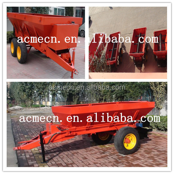 New Innovative Agro Machine Manure Fertilizer Speader For Tractors ...