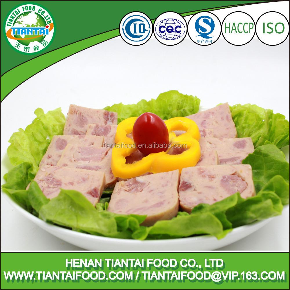 образец этикетки при экспорте в гонконг мяса свиньи