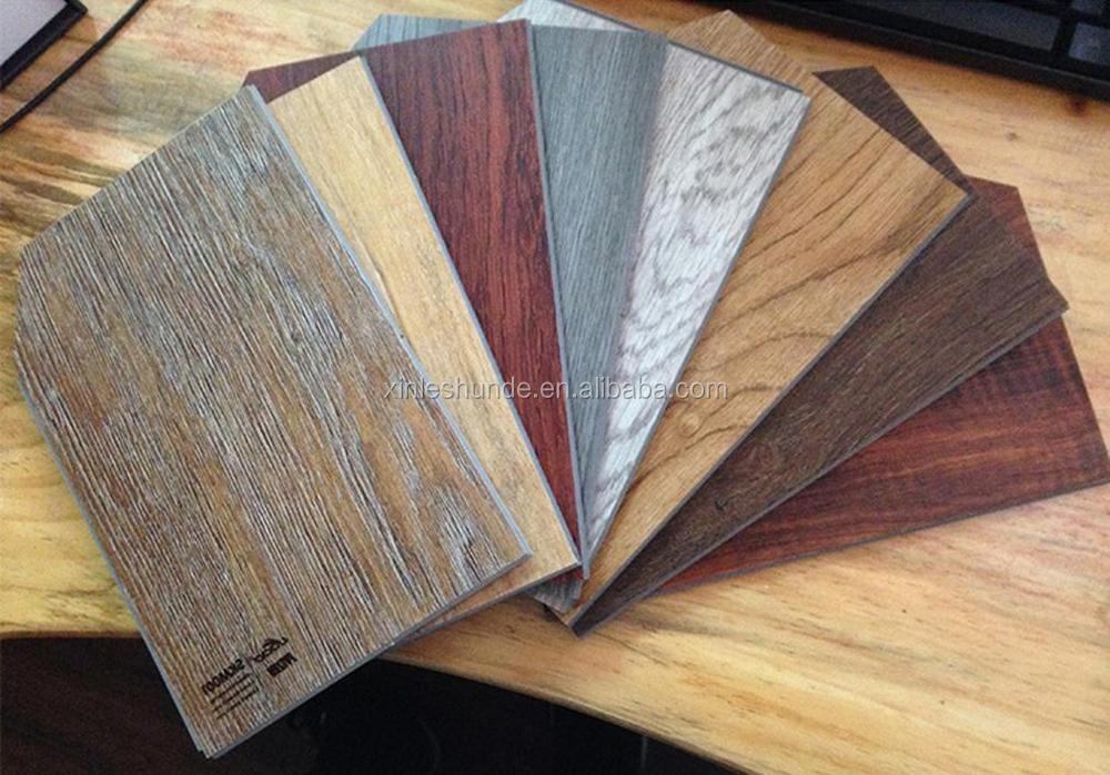 Pvc click vinyl laminaat casablanca oak mm dik bruin