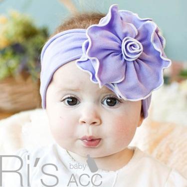 RETAIL Girls Baby Floral Headband Hairband Bow children infant toddler girls flower children accessories