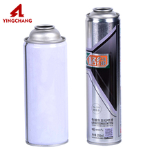 Factory sale custom metal spray paint aerosol tin can for engine cleaner