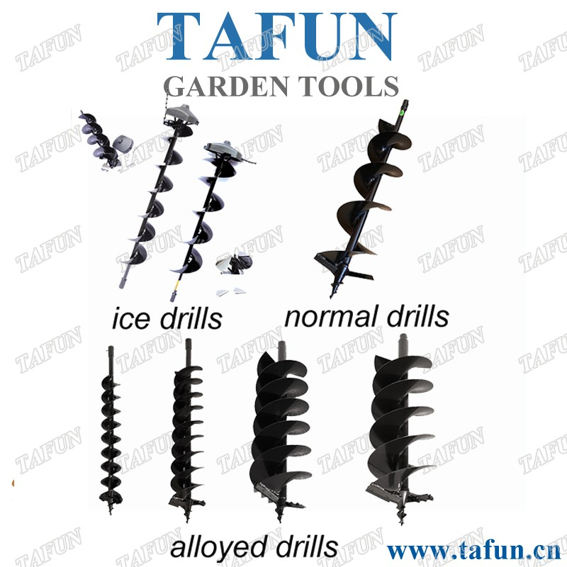 cheap drilling earth auger blade bit