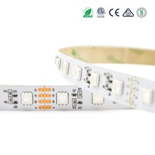 Super length 20m red addressable music plant grow rol waterproof rgb led grow film lighting strip