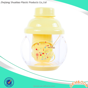 pc feeding bottles with handles exporter in tamil nadu madurai india baby plastic water cup