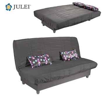 Living Room Folding Fabric Soft Clic Clac Sofa Bed