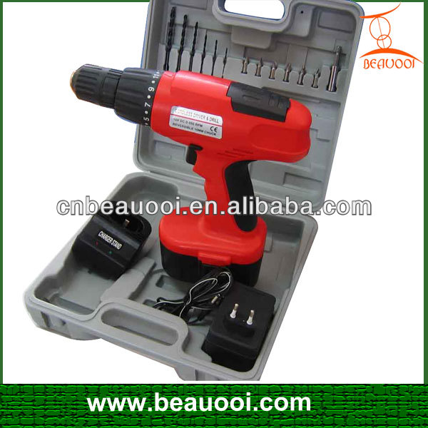 18v Cordless Drill With Gs,Ce,Emc Certificate Portable Magnetic ...