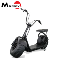 2017 Popular Electric Scooter with Big Wheels, Fashion electric Mobility scooter city