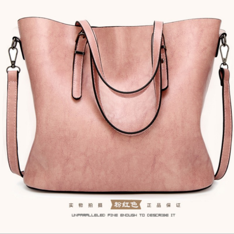 Женские сумки из 100% натуральной кожи, новинка 2020, простые сумки через плечо в европейском и американском стиле(Китай)