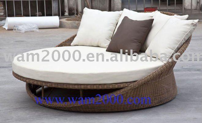 patio garden aluminum round pe rattan chair for outdoor & Patio Garden Aluminum Round Pe Rattan Chair For Outdoor - Buy Pe ...