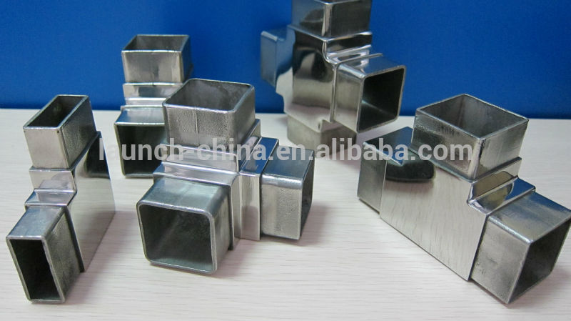 Square tube connector joint mm buy