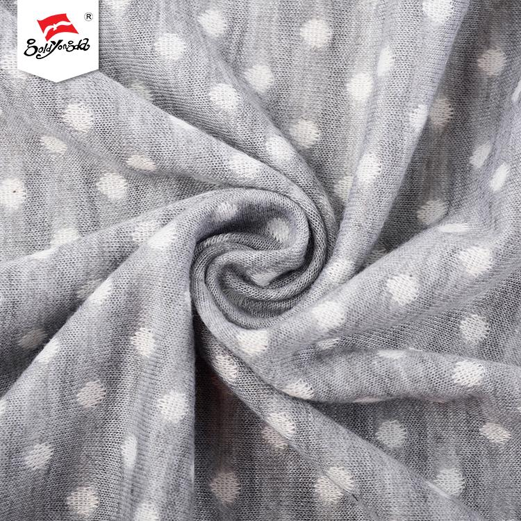 luxury polyester fabric for jacket