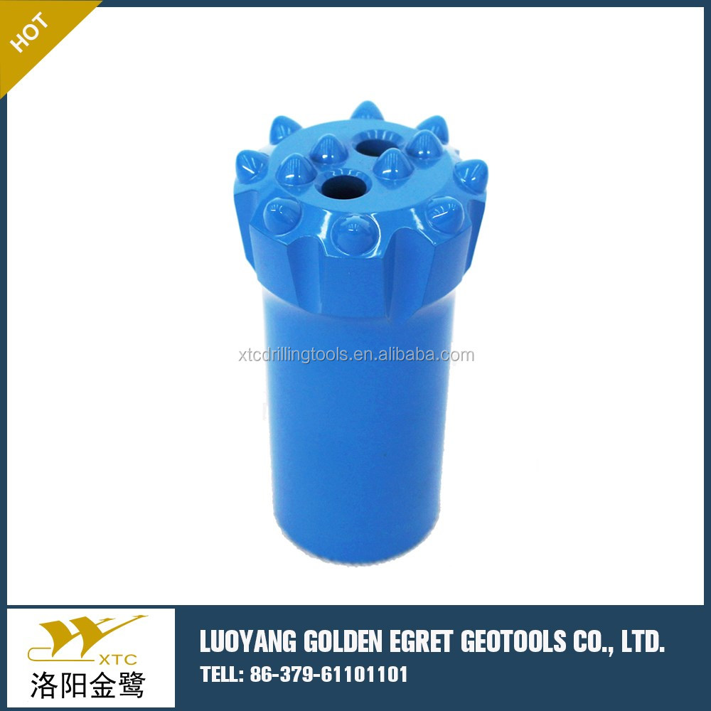 Quarry Marble Small Hole Rock Drill Bits T38 T45 quarry stone tungsten carbide bit