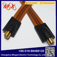 New product 2017 under carpet coaxial cable with high quality