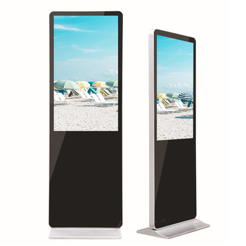 "Android Digital Display 42""49""55""65""75""inch Indoor LCD/LED Advertising TV Player WIFI Digital Signage AD Kiosk"