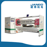 Alibaba suppliers opp tape reflective tape velcro tape cutting machine