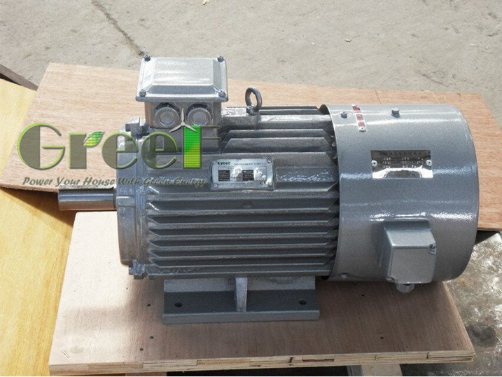 10kw Permanent Magnet Generator,Free Energy Magnet Generator,Magnetic Motor  Generator For Sale - Buy Magnetic Motor Electric Generator,160kw 200rpm