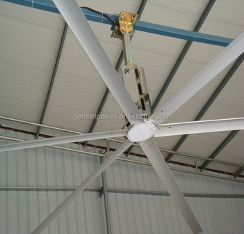 24ft hvls large diameter industrial ceiling fans for railway 24ft hvls large diameter industrial ceiling fans for railway station aloadofball Gallery
