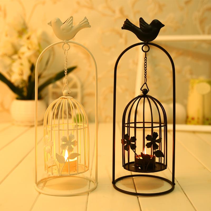 Compra jaulas de aves ornamentales online al por mayor de for Catene arredamento
