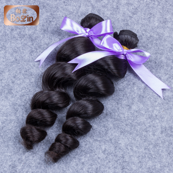 New fashion high quality Loose wave indian hairpieces for black women