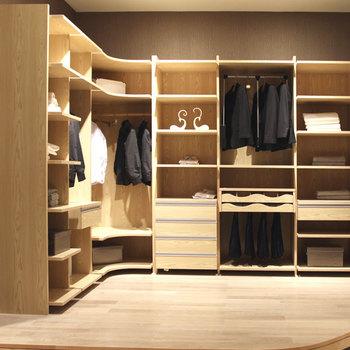 Oppein multifunctional corner wardrobe cabinet walk in closet buy corner wardrobe closet - Armarios empotrados en esquina ...