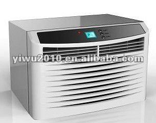 6,000-BTU Mini Window Air Conditioner