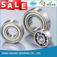6200 Series Quality C3 Clearance 2RS, ZZ & OPEN Metric Ball Bearing Choose Size