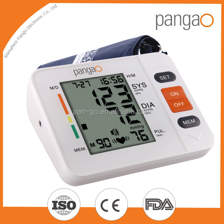 New innovative products 2015 wrist watch blood pressure monitor from china