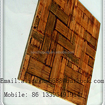 6mm Bamboo Plywood