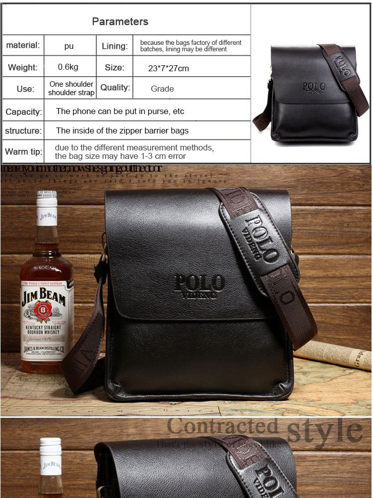 Wholesale Famous brand men's business bag new arrival branded men ...