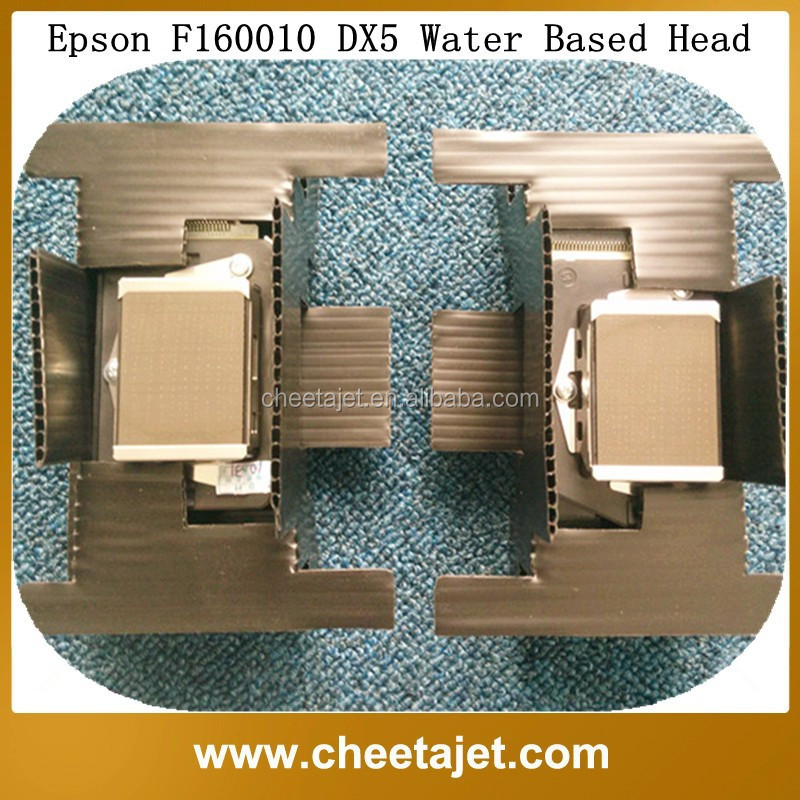 Original F160010 DX5 water based printhead made in japan