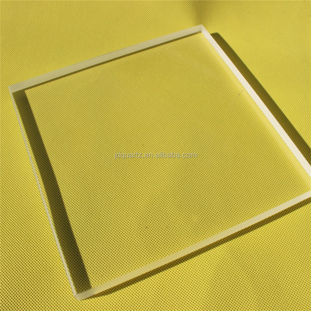 High purity silicon quartz glass substrate