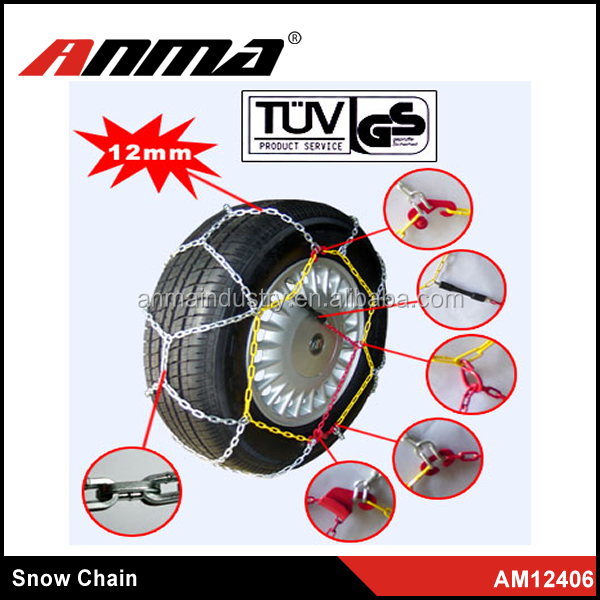 Quik Grip Type Professional tractor snow chain