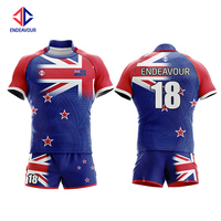 Latest design your own rugby jersey with logo
