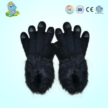 Peluche Divertido Diseño Zapatillas Garras Nuevo Gorila Suave 7qaBz7wY 56f2a894dd48